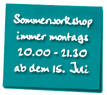 Tai Chi Sommerworkshop 2019